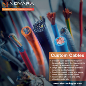Custom Cable Extrusion for your Cable Assembly