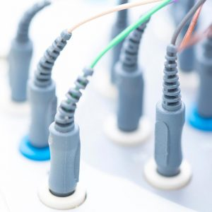 ECG Type Cables Overmoulded wires for Medical Devices