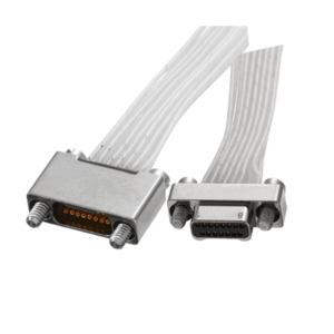 Nano D-Sub Miniature Cable Assemblies