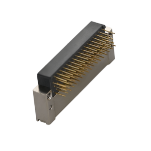 Nano D-Sub Miniature Through Hole horizontal Mount Connector